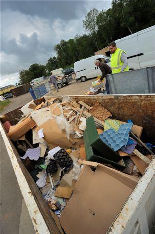 Ouverture des déchetteries communautaires durant le confinement